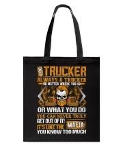 Mafia Trucker Tote Bag thumbnail