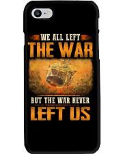 War Never Left Phone Case thumbnail