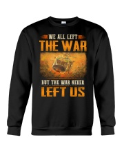 War Never Left Crewneck Sweatshirt thumbnail