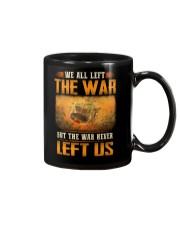 War Never Left Mug thumbnail