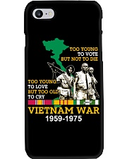 Too Young Phone Case thumbnail