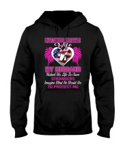 Protect Me Paratrooper Hooded Sweatshirt thumbnail