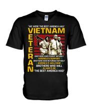 The Best America Had V-Neck T-Shirt thumbnail