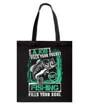 Fills Your Soul Tote Bag thumbnail