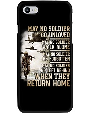 May They Return Home Phone Case thumbnail