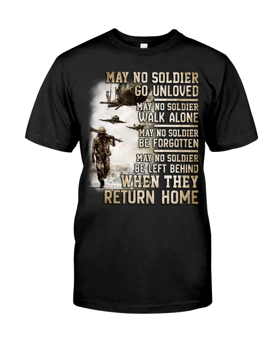May They Return Home Classic T-Shirt