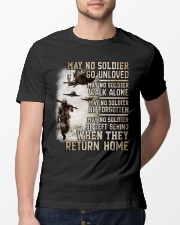 May They Return Home Classic T-Shirt lifestyle-mens-crewneck-front-13