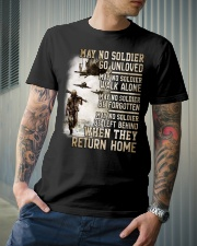 May They Return Home Classic T-Shirt lifestyle-mens-crewneck-front-6