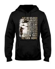 May They Return Home Hooded Sweatshirt thumbnail
