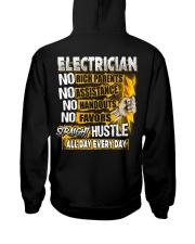 Electrician Straight Hustle Hooded Sweatshirt thumbnail