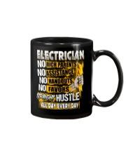 Electrician Straight Hustle Mug thumbnail