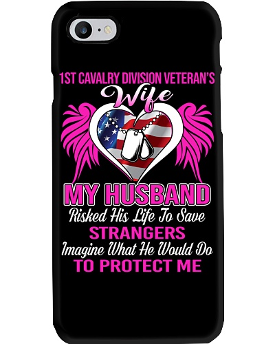 Protect Wife 1st Cavalry