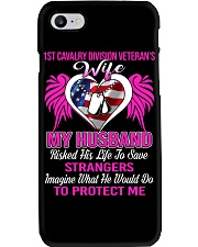 Protect Wife 1st Cavalry Phone Case thumbnail