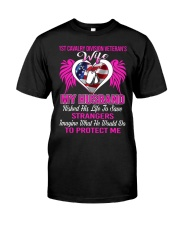 Protect Wife 1st Cavalry Classic T-Shirt thumbnail