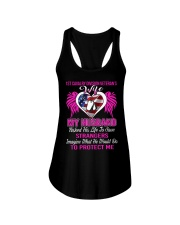 Protect Wife 1st Cavalry Ladies Flowy Tank thumbnail