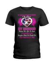 Protect Wife 1st Cavalry Ladies T-Shirt thumbnail