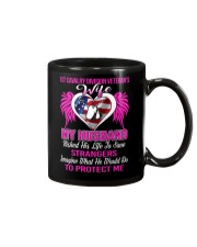Protect Wife 1st Cavalry Mug thumbnail