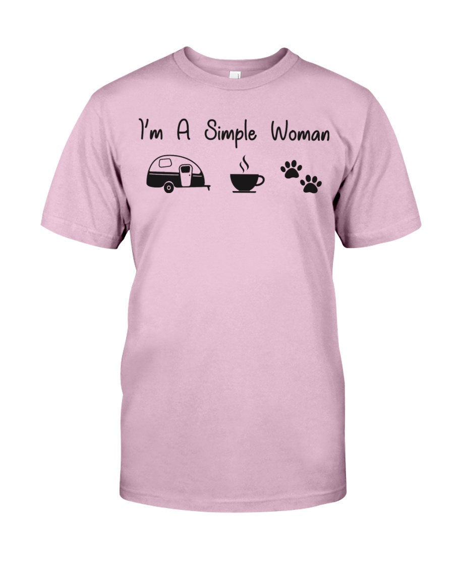 Simple Woman 2 Classic T-Shirt