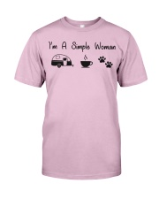 Simple Woman 2 Classic T-Shirt front