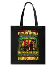 Fight Again Tote Bag tile