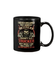 Grumpy Old Trucker Mug thumbnail
