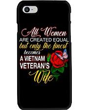 Finest Vietnam Veteran Wife Phone Case thumbnail
