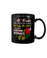 Finest Vietnam Veteran Wife Mug thumbnail