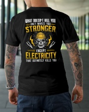 Electricity Classic T-Shirt lifestyle-mens-crewneck-back-3