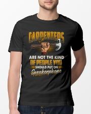Carpenters Speakerphone Classic T-Shirt lifestyle-mens-crewneck-front-13