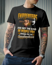 Carpenters Speakerphone Classic T-Shirt lifestyle-mens-crewneck-front-6