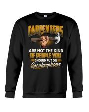 Carpenters Speakerphone Crewneck Sweatshirt thumbnail