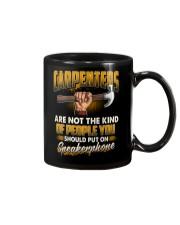 Carpenters Speakerphone Mug thumbnail