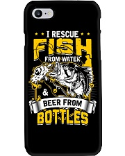 Rescue Fish And Beer Phone Case thumbnail