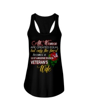Finest Wife 101st Airborne Ladies Flowy Tank thumbnail
