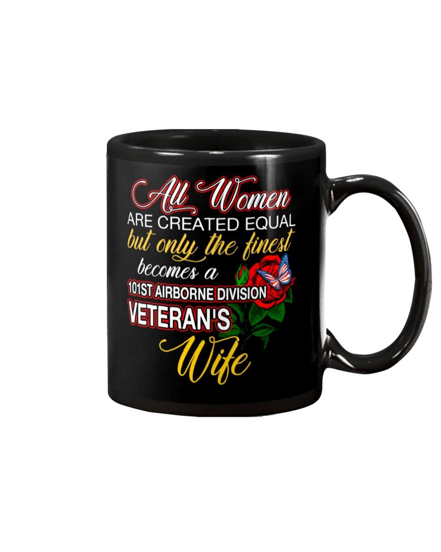 Finest Wife 101st Airborne Mug showcase