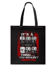 Not Understand Tote Bag thumbnail