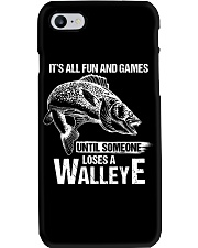 Walleye Phone Case thumbnail