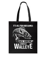 Walleye Tote Bag thumbnail