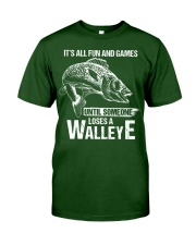 Walleye Classic T-Shirt front