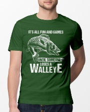 Walleye Classic T-Shirt lifestyle-mens-crewneck-front-13