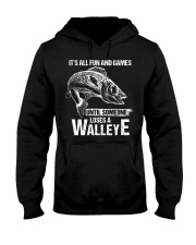 Walleye Hooded Sweatshirt thumbnail