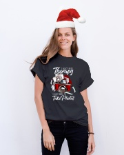 Photo Therapy Classic T-Shirt lifestyle-holiday-crewneck-front-1