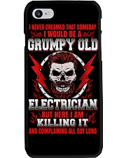 Grumpy Old Electrician 2 Phone Case thumbnail
