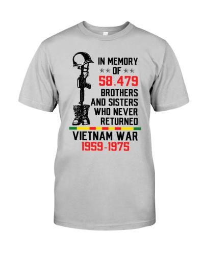 Memory Of Vietnam Veterans