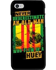 Old Man In Huey Phone Case thumbnail