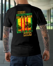 Old Man In Huey Classic T-Shirt lifestyle-mens-crewneck-back-3