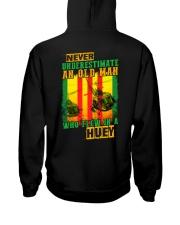 Old Man In Huey Hooded Sweatshirt tile