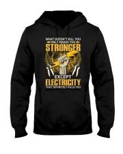 Electricity Hooded Sweatshirt thumbnail