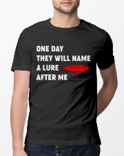 Name A Lure Classic T-Shirt lifestyle-mens-crewneck-front-13