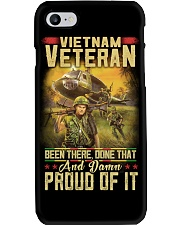 Vietnam Vet Proud Of It Phone Case thumbnail